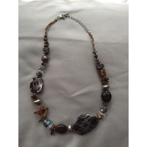 Jewelry - Animal print inspired necklace